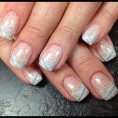 365 Days of Nail Art - nailsmag.com #lace #wedding #bridal