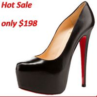 red sole shoes for cheap