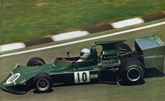 1974 March 741 - Ford (Howden Ganley)