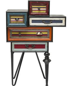 Komodo, Kare Design, Vintage Design, Drafting Desk, Arcade, Dresser, Drawers, Interior Design, Architecture
