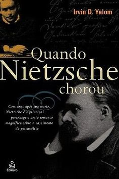 Nietzsche da melhor maneira para se conhecer a complexidade do genioso filósofo. Irvin D. Yalom fez a ficção biográfica do século.
