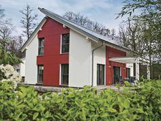 generation5.0 - Haus 200 - #Einfamilienhaus von WeberHaus GmbH & Co. KG   HausXXL #Fertighaus #Energiesparhaus  #modern #Pultdach