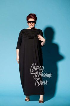 Women S Plus Size Maxi Dresses With Sleeves id 3438392296 586ab8312