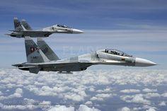 "Venezuelan Air Force Sukhoi Su-30MKV ""Flanker-Gs"""