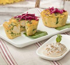 Recetas de verdura muy fáciles y sanas para preparar en un momento.