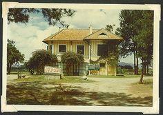Golf club da lat, vietnam 1971
