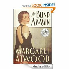 The Blind Assassin: A Novel: Margaret Atwood: Amazon.com: Kindle Store