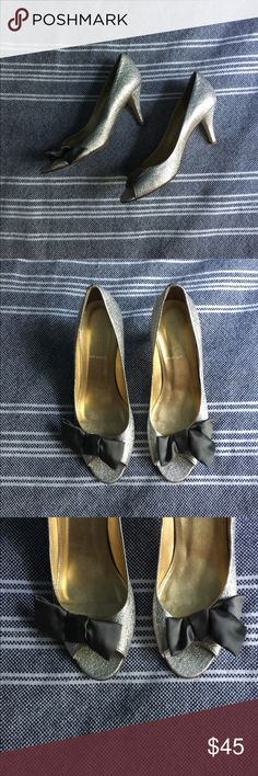 J. Crew Heels BEAUTIFUL peep toe heels from J. Crew. Like new! Perfect for special occasions. Size 8. J. Crew Shoes Heels