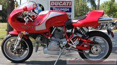 2002 Ducati Mike Hailwood 900 Evoluzione | Euro Cycles of Tampa Bay Florida Ducati Pantah, Tampa Bay Florida, Mv Agusta, Sport Bikes, Euro, Heaven, Bmw, Motorcycle, Group