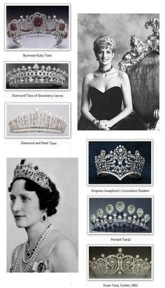 Royal Crowns, Tiaras, and Diadems. Royal Crown Jewels, Royal Crowns, Royal Tiaras, Royal Jewelry, Tiaras And Crowns, British Crown Jewels, Circlet, Family Jewels, My Princess