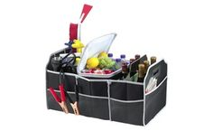 Groupon - Car Trunk Organizer w/ Cooler, 2n1 Foldable Auto Organizer, Gift Idea. Groupon deal price: $5.99