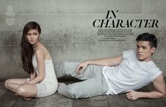 Xian Lim and Kim Chu by Joan Bitagcol for Preview Magazine (February 2014)
