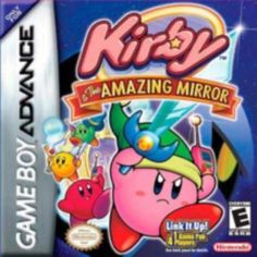 KIRBY & THE AMAZING MIRROR – GAME BOY ADVANCE $18.95 --> https://pyroflame.com/collections/rare-games/products/kirby-the-amazing-mirror-game-boy-advance #ecommerce #gaming #retrogaming #gamer #retro #gamersunite