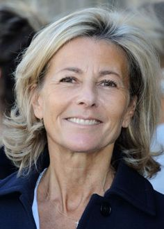 Claire Chazal - Christian Dior Show in Paris