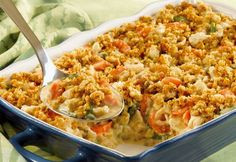 Campbell's Country Chicken Casserole Recipe