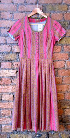 1950's Day Dress £45
