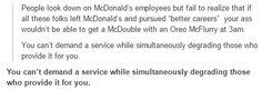 MacDonalds, jobs
