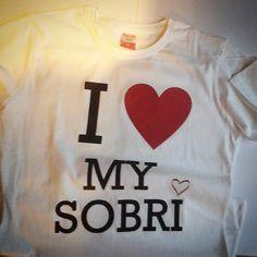 I LOVE MY SOBRI