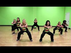 Toning squats Brainwash Nicole C Mullin
