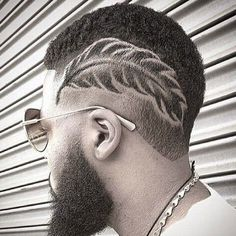Cool Hair Designs For Black Men