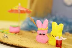 """Marshmallow Peeps are a controversial topic. 