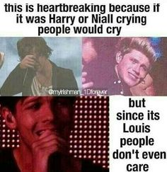 Not true i cried :p bc he's perfect
