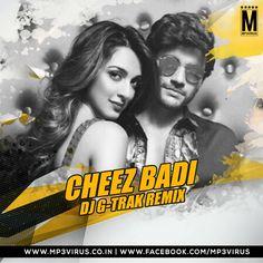 Cheez Badi (Machine) - DJ G-TRAK Remix Latest Song, Cheez Badi (Machine) - DJ G-TRAK Remix Dj Song, Free Hd Song Cheez Badi (Machine) - DJ