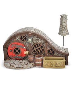 Love this Red Root Bungalow Fairy Home Décor on #zulily! #zulilyfinds