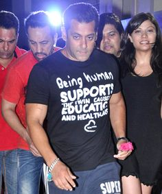 Salman Khan turns calm and composed!