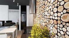 Dřevěný interiérový obklad Stegu - Wood Collection - PURE | Fortelia.cz