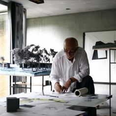 """Architecture+is+not+about+form""++-+Peter+Zumthor"