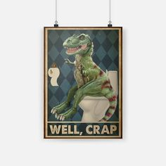 Deco Design, Funny Signs, T Rex, Illustrations, Illustration Art, Artsy Fartsy, Funny Pictures, Hilarious, Decoration