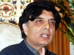 I wonder which Pakistan Zardari was talking about: Chaudhry Nisar