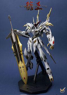 Model Bingo: 1/100 Gundam Barbatos Resin Conversion Kit [Dragon King] - Gundam Kits Collection News and Reviews