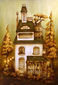 Summer house by felixgi on DeviantArt