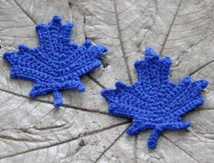 1000+ images about Crochet on Pinterest Maple leaves ...