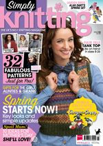 Buy our magazines | Simply Knitting