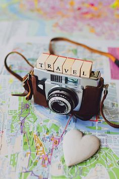 Travel is about the gorgeous feeling of teetering in the unknown...