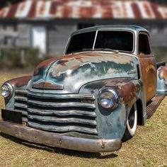 Well Worn Chevy