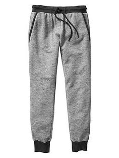 Factory contrast french terry jogger pants | Gap
