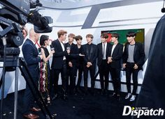 BTS At The BBMAs! ❤ (170521 - DISPATCH - m.star.naver.com) #BTS #방탄소년단