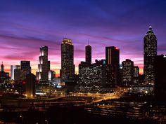 Atlanta Skyline - Georgia