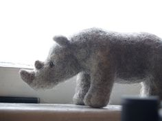 White Rhino Commission by Gravitational Wool, via Flickr