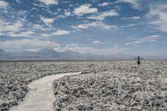 Salar de Atacama- Caminante son tus huellas el camino y nada más; Caminante no hay camino se hace camino al andar. Al andar se hace el camino y al volver la vista atrás se ve la senda que nunca se ha de volver a pisar. Caminante no hay camino sino estelas en la mar. Antonio Machado #salardeatacama#sanpedrodeatacama#ig_chile#primerolacomunidad#beautifuldestinations#viajeporchile#yoamoviajarporchile#awesome_naturepix