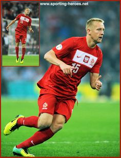 Kamil GLIK - Poland - 2014 World Cup Qualifying matches.