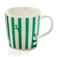Happy Panda Mug Coffee Cup