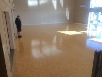 Particle Board Floor Moisture Cured Gloss Polyurethane Finish