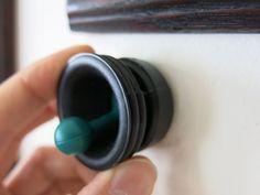 StudPop magnetic stud finder, uses a neodymium magnet, even works on lath.  TOH Nov/Dec 2014.
