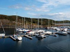 Portavadie Marina, Argyll, Scotland.