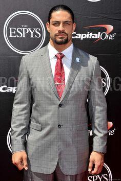 Joe Anoa'i aka Roman Reigns at the ESPYS